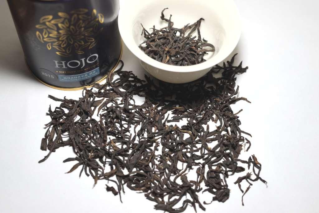 黄枝香 2015の茶葉