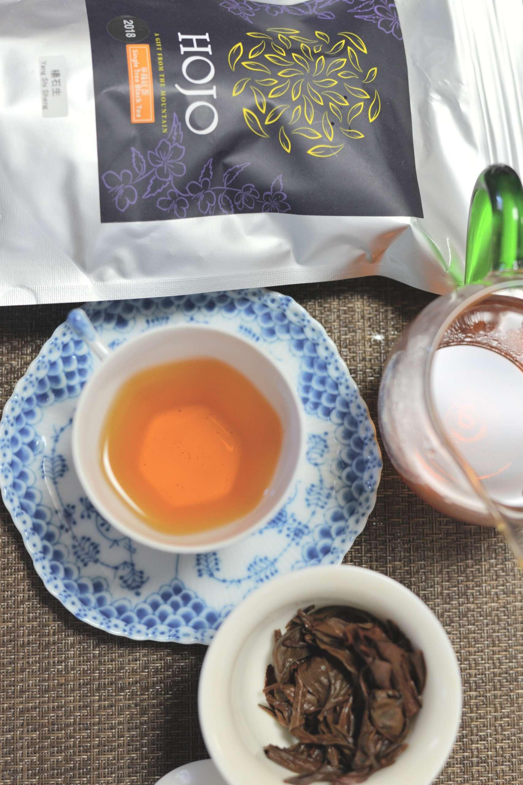 雲南単株紅茶